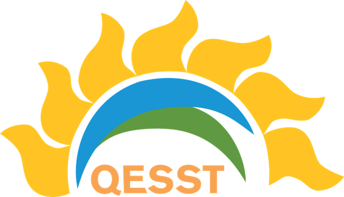 Logo for QESST: Quantum Energy and Sustainable Solar Technologies